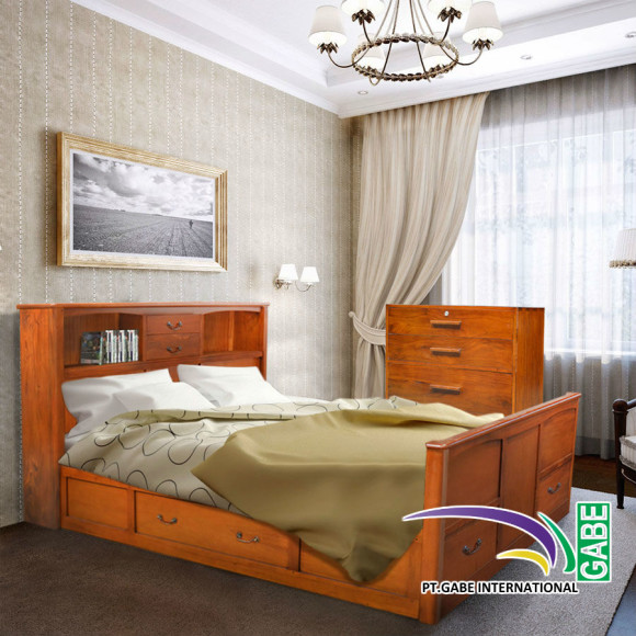 ID02203---BED-BRITANNIA-MAHOGANY-WOOD_1