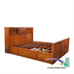 ID02203---BED-BRITANNIA-MAHOGANY-WOOD_2