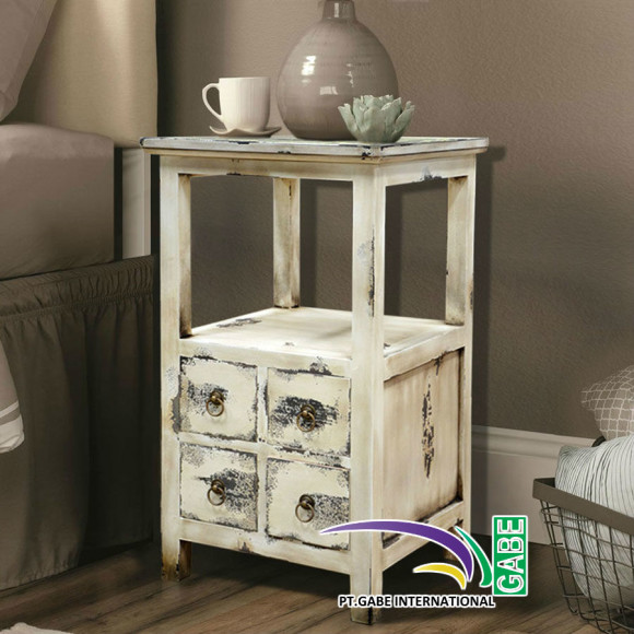 ID03196---BEDSIDE-VINTAGE-STYLE-4-DRAWERS_1