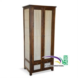 ID05787---CABINET-MINIMALIS-COMBINATION-TEAK-AND-BAMBOO_2