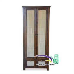 ID05787---CABINET-MINIMALIS-COMBINATION-TEAK-AND-BAMBOO_3
